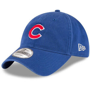 NEW-ERA-MLB-Chicago-Cubs-9TWENTY-Core-Classic-Replica-Hat-Cap-baseball