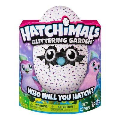 NEW Hatchimals Glittering Gardens Penguala Assorted