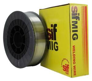 1.2mm *ALL SIZES* 0.8mm 1.0mm Aluminium Mig Welding Wire 4043A x 2kg