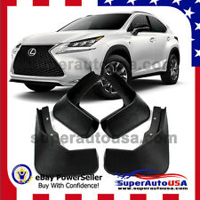 OE Style Mud Flaps Splash Guard Fender Mudguard for For Lexus NX 2014-2016 US