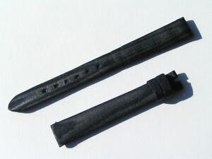 12mm-Chopard-Uhren-Armband-Ersatzband-Satinarmband-Satin-blau-70-105-neu-C12-02