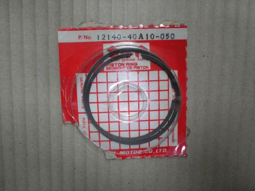 Suzuki RG 125 250 RG125 RG250 piston ring set 0.5mm 12140-40A10-050 genuine NOS