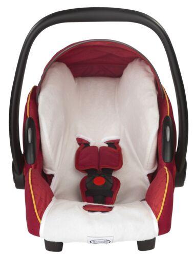 und Recaro Young Profi Plus Sommerbezug für Storchenmühle Babyschale Twin 0