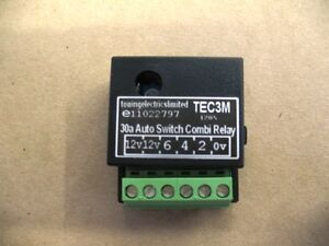 12v dc 30a auto switch dual charge combi smart relay towing image is loading 12v dc 30a auto switch dual charge combi cheapraybanclubmaster Image collections
