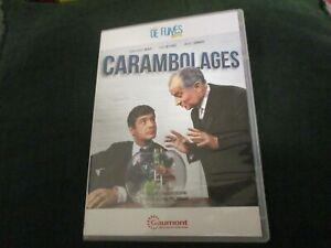 DVD-NEUF-034-CARAMBOLAGES-034-Louis-DE-FUNES-Jean-Claude-BRIALY-Michel-SERRAULT
