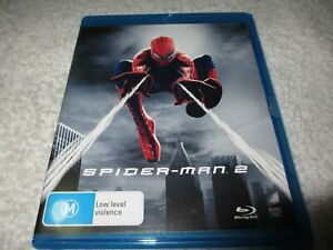 Blu-ray-Movie-Spider-Man-2-Rated-M-EE36