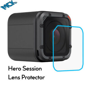 GoPro-Hero-5-Session-Tempered-Glass-Lens-Screen-Protector-Clear-9H-Hardness