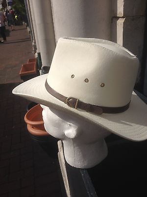 Adults unisex American Style Wide brim Stetson cowboy Slouch hat