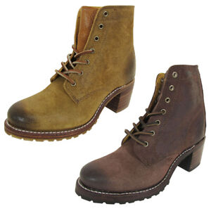 Frye-Womens-Sabrina-6G-Lace-Up-Suede-Ankle-Boots