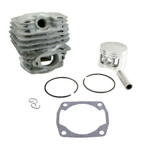 45mm-Cylinder-Piston-Kit-Fit-52cc-Chinese-5200-Chainsaw-Tarus-Timbertech