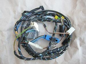 bmw e30 cruise control wiring harness 325 325i 325is 318i ebay rh ebay com e30 wiring harness removal e30 wiring harness replacement