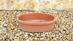 Terracotta-Cotto-Pflanztrog-Pflanzkuebel-Dekoration-Blumenschale-Schale-Blume