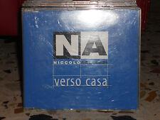 NICCOLO' AGLIARDI - VERSO CASA 3,52 + unplugged 3,29 - cd singolo slim case 2002