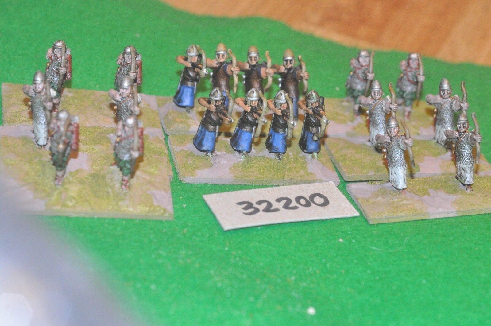 25mm roman era   roman - archers 20 figures - inf (32200)