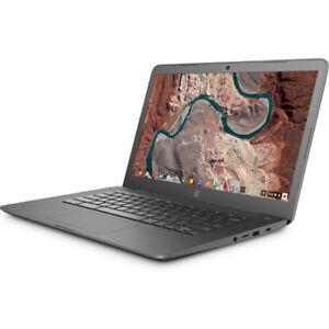 "HP Chromebook 14 14"" HD Touchscreen Laptop AMD A4-9120C 4GB RAM 32GB eMMC"