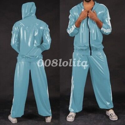 Latex Catsuit Rubber Gummi Full Body Sweat Suit Hoods Cool Sexy Customized 4mm Ebay