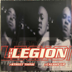 THE-LEGION-STREET-THING-CAUGHT-UP-12-034-1998-RARE-CEE-LOW-MOLECULES