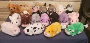 Lot Of 18 Zhu Zhu Pets 2 Baby Pets Lg Hamster House Used And Loved Cepia Llc Ebay