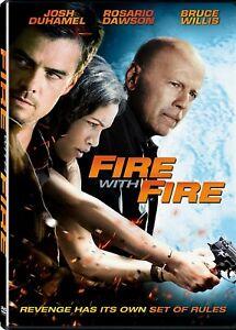 NEW-DVD-FIRE-with-FIRE-Josh-Duhamel-Bruce-Willis-Curtis-034-50-Cent-034-Jackson