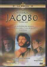 DVD - La Historia De Jacobo NEW The Bible: Jacob Irene Papas FAST SHIPPING !