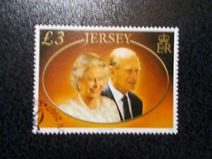 GB-Jersey-2007-Commemorative-Stamps-Wedding-Very-Fine-Used-Set-UK-Seller
