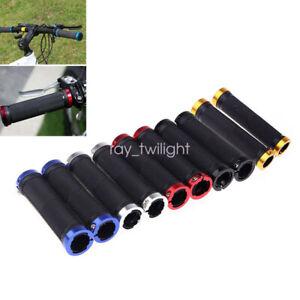 aluminum-alloy-MTB-BMX-Bike-Bicycle-Lock-On-Locking-Cycling-Handle-Bar-Grips