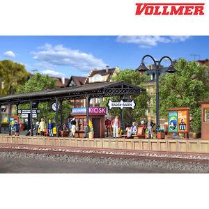 SH Vollmer kit 43562 andén Baden