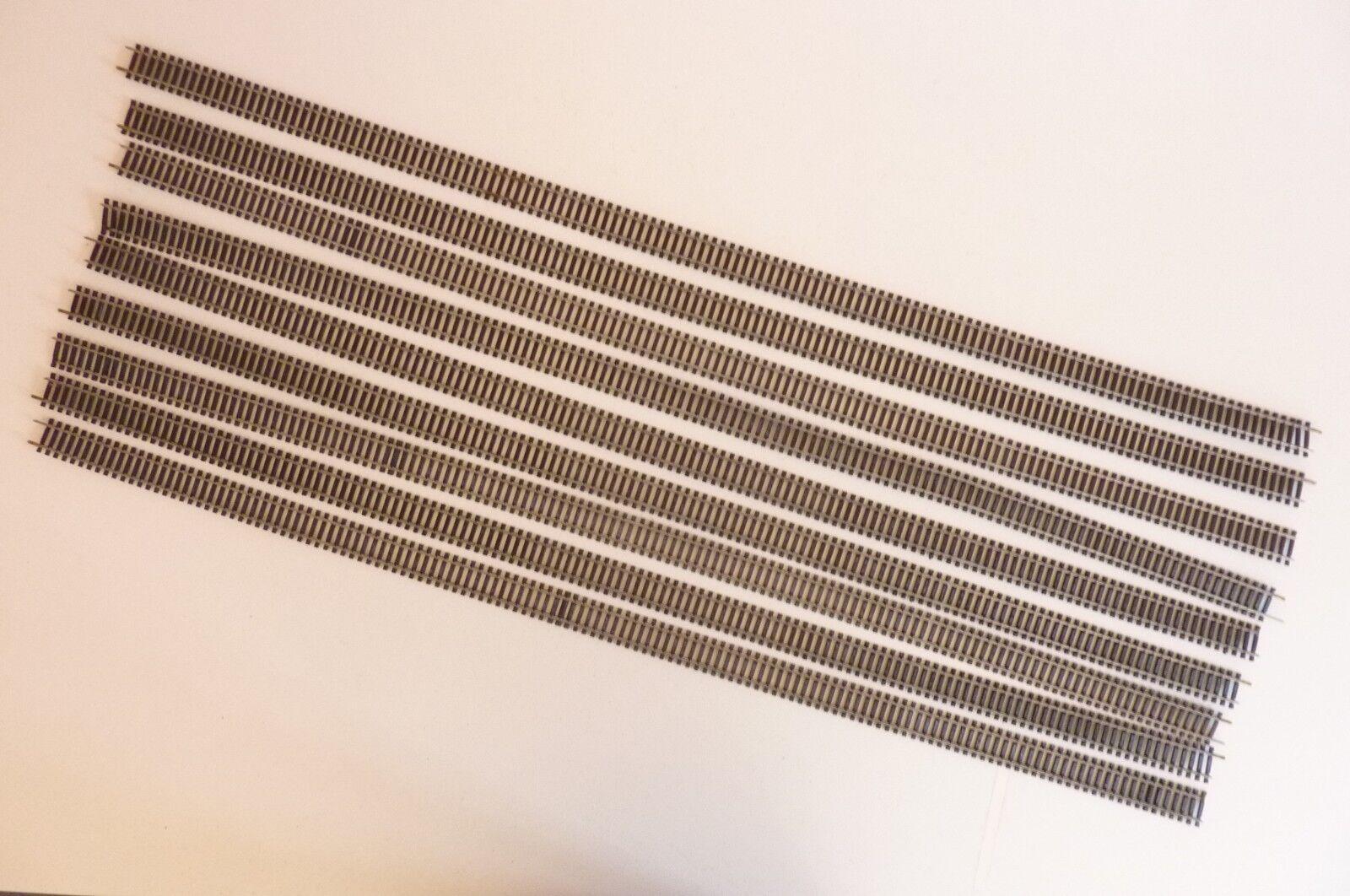Jouef 9 rails de 0,99 m de lungo  Réf 129