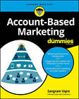 Account Based Marketing For Dummies by Sangram Vajre, Wiley (Paperback, 2016)