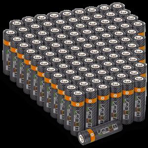 Venom Intelligent Charging Station plus 20 x AA 1000mAh Rechargeable Batteries