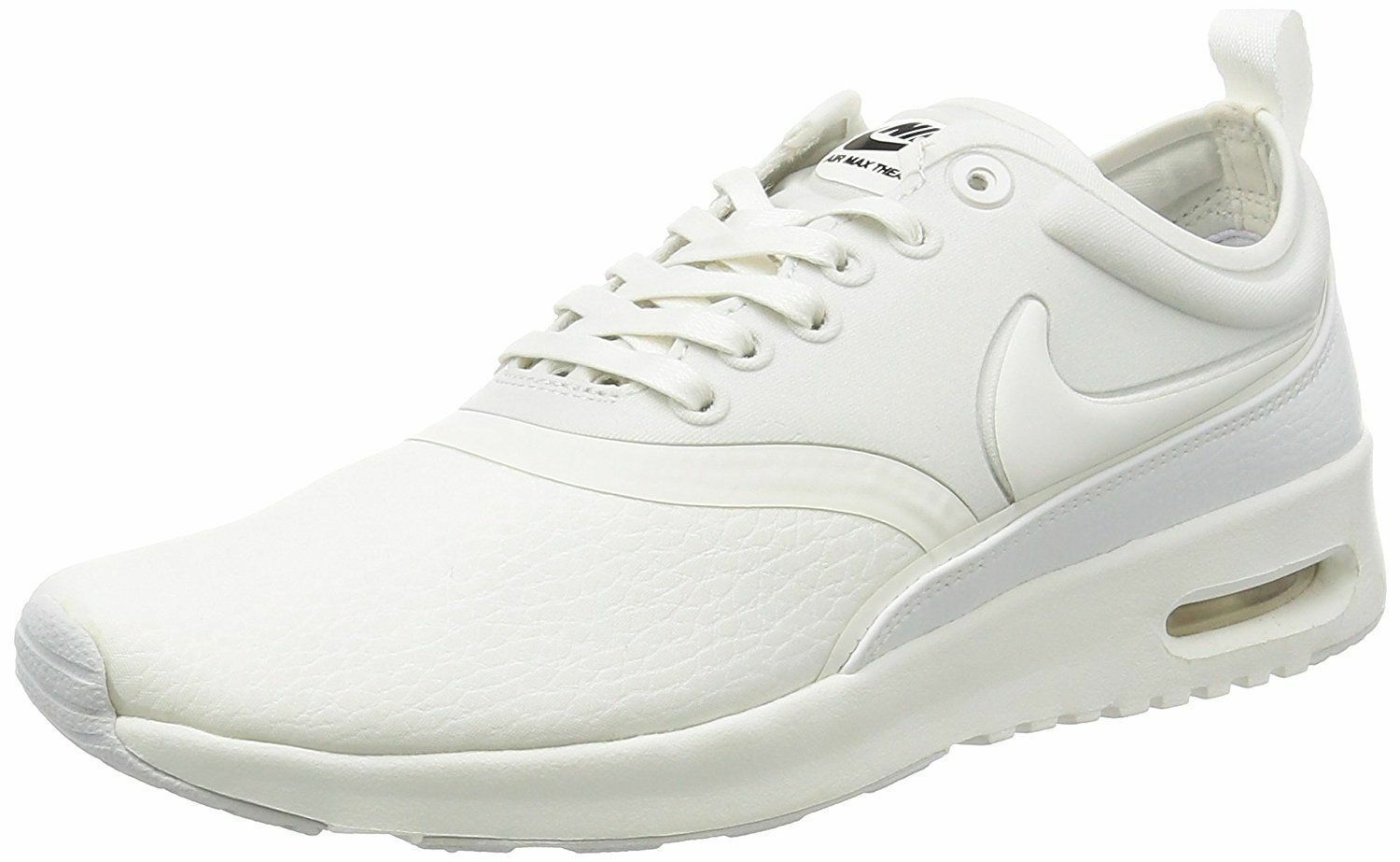NIKE AIR MAX THEA ULTRA PREMIUM WOMEN RUNNING TRAIN SHOE SUMMIT WHITE 848279 100