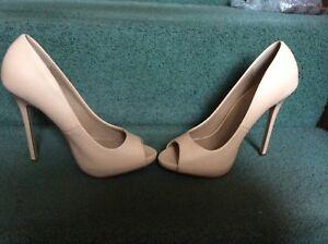 Beige Cream Ladies Shoes