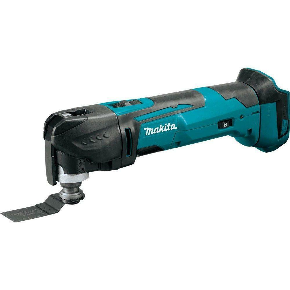 Makita Oscillating Multi Tool 18 Volt LXT Lithium Lithium LXT Ion Cordless Variable Speed 665327