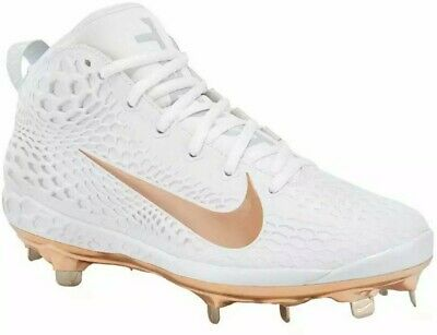 RARE NIKE Trout Force Zoom Pro 5 White