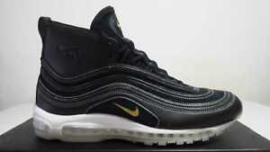 Details about NIKE AIR MAX 97 MID RT RICCARDO TISCI N.47,5 BLACK LIMITED EDITION COLLECTION