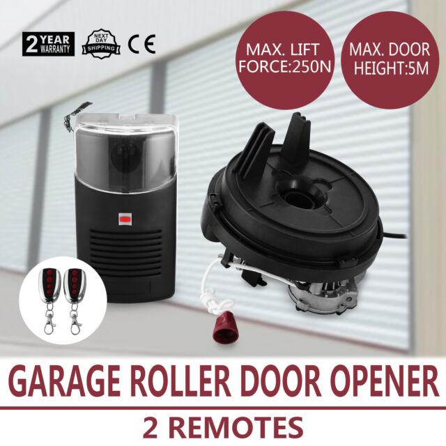 Electric Garage Roller Remote Door Opener Easy Install