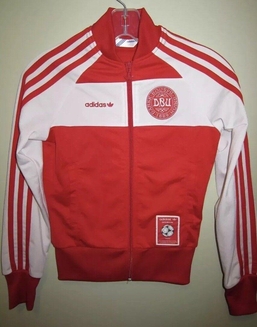 Adidas Originals Danish Dynamite retro track top jacket sz32
