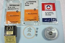 1963 1965 Corvette Fuel Injection Choke Cover With Nos Installation Kit 1op