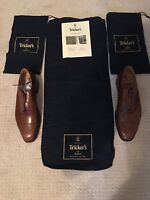 Trickers Regent Oxford Size 10.5 Fitting 5 Style M6140