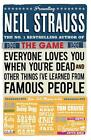 Everyone Loves You When You're Dead von Neil Strauss (2012, Taschenbuch)