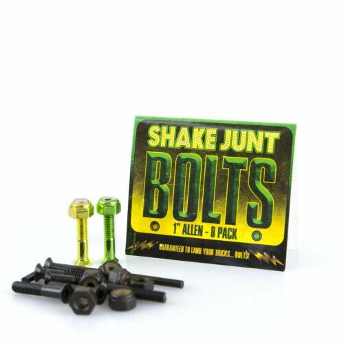 """7//8/"""" Shake Junt  Allen Head Bag-O-Bolts Skateboard Hardware Set"""