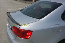 NEW Real Carbon Fiber Volkswagen VW Jetta MK6 Performance  Trunk Lip Spoiler