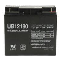 Upg 12v 18ah Dg1217nb Djw1220 Dmu12120 Es17-12 Es1812 Es2500 Fm12170 Battery on sale