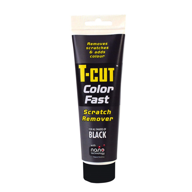 T-Cut CSB150 Colour Fast Scratch Remover 150gm - Black