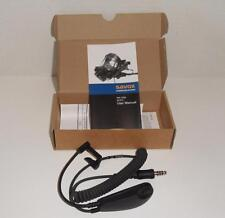 Drager R57974 Savox MS-COM UL913 Microphone Controller Fire Rescue Scuba