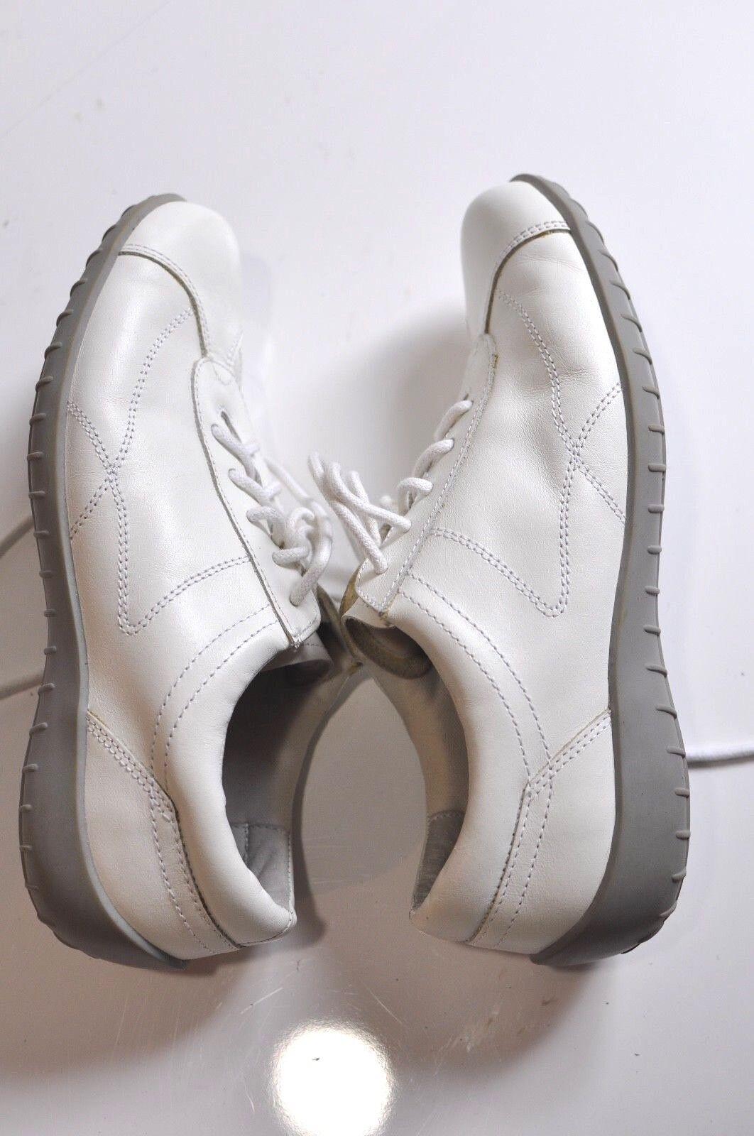 Walking Cradles para mujeres Cuero Zapatos para Caminar Cuero mujeres Talla 8.5 B f2a4a4