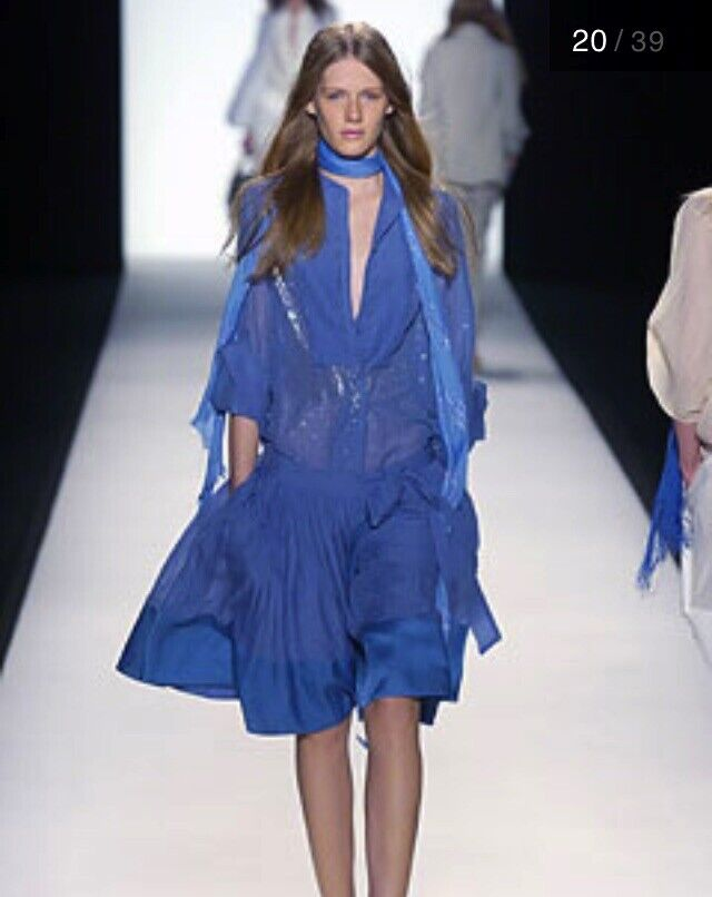 Chloe Skirt, as seen on runway