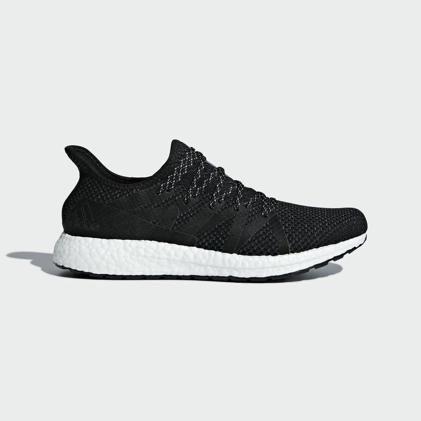 ADIDAS SPEEDFACTORY AM4NYC AM4NYC AM4NYC 1.0 BLACK SCHWARZ USA ULTRA BOOST 46 2/3 11.5 12 NEW 983878