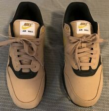 promo code 3ec93 3fe51 EUC Nike Air Max 1 Premium Elemental Gold Mineral Yellow 875844 700 Size  10.5