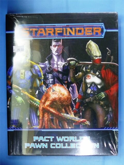 Pact Worlds Pawn Collection - Starfinder Pathfinder Paizo #HQ